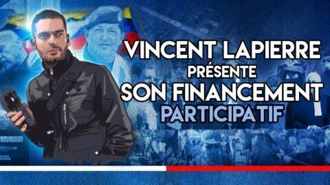 Lancement du financement participatif des reportages de Vincent Lapierre