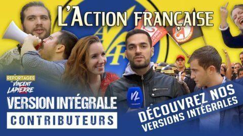 L'ACTION FRANÇAISE FACE AUX ANTIFAS [Version intégrale]