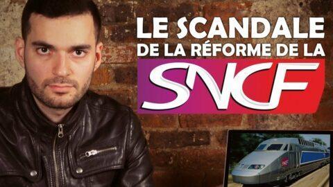 Le scandale de la privatisation de la SNCF