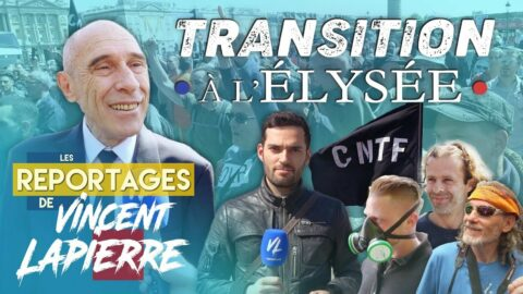 Transition à l'Élysée