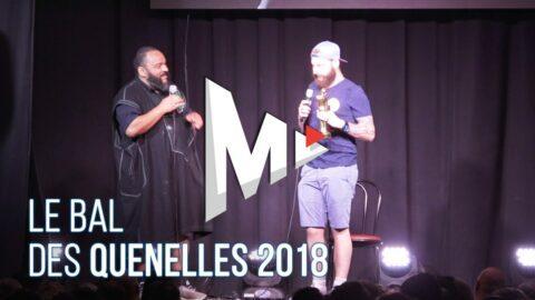 LE BAL DES QUENELLES 2018 – En Bref !
