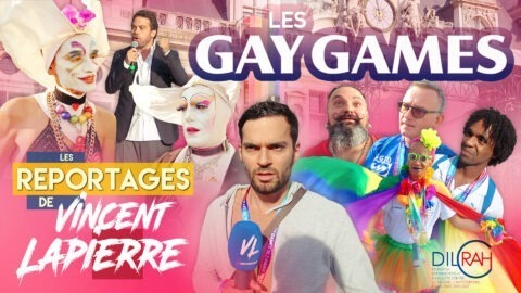 LES GAY GAMES