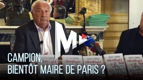 MARCEL CAMPION, CANDIDAT À LA MAIRIE DE PARIS – En bref !