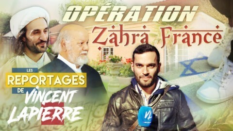 OPÉRATION ZAHRA FRANCE