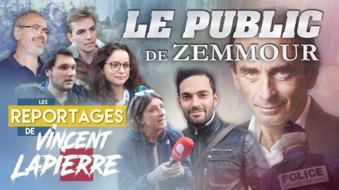 LE PUBLIC DE ZEMMOUR