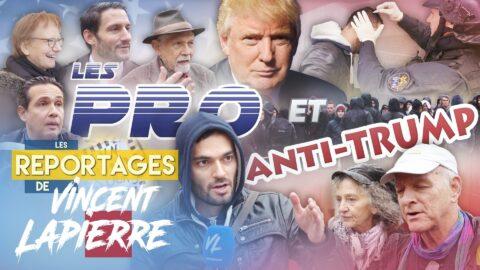 PRO & ANTI TRUMP – Les Reportages de Vincent Lapierre