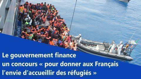 Le gouvernement finance un concours « pour donner aux Français l'envie d'accueillir des réfugiés »