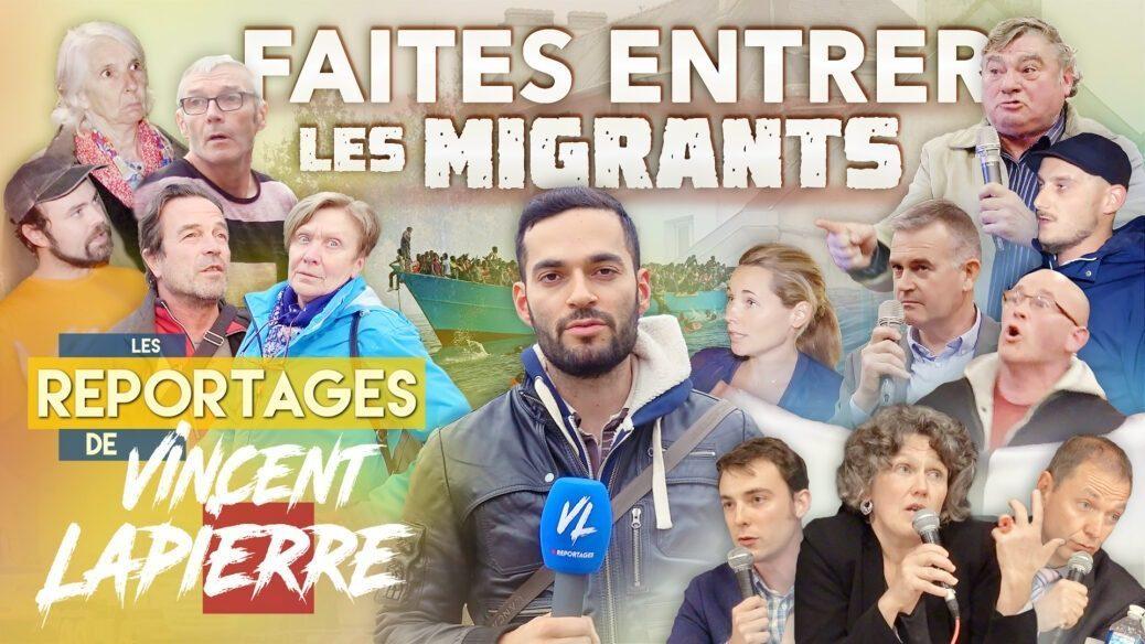 Faites entrer les migrants VC
