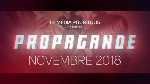 PROPAGANDE –Novembre 2018