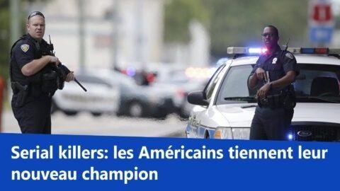 Serial killers: les Américains tiennent leur nouveau champion