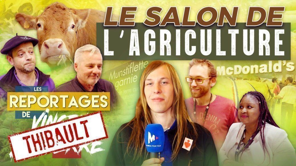 Salon de l'agriculture VC