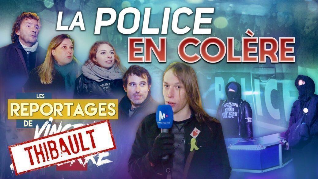 Police en colère VC
