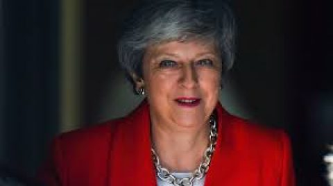 Theresa May démissionnera le 7 juin prochain