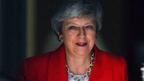 Theresa May démissionnera le 7 juin prochain