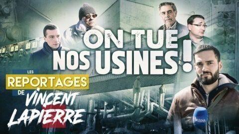 LE SCANDALE ARJOWIGGINS – Les Reportages de Vincent Lapierre