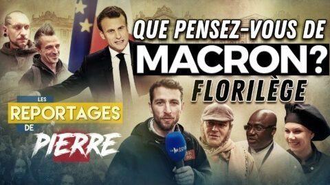 Allocution Macron VC