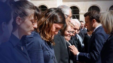L'explication du geste de «rejet» de Macron par la mère d'un des militaires tués