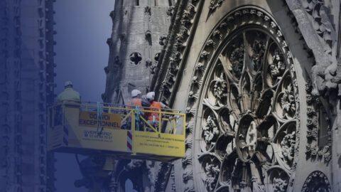 Les Français contre un «geste architectural» pour Notre-Dame