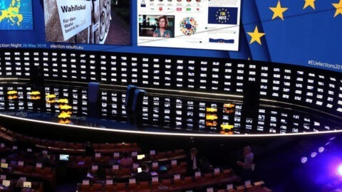 Européennes 2019 : les résultats des élections en Europe