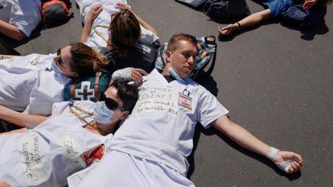 Hôpitaux en grève : 70 millions d'euros vont être débloqués d'urgence