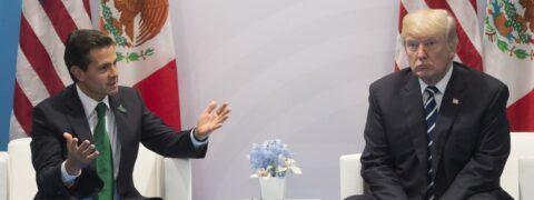 Washington et Mexico satisfaits de leur accord sur l'immigration