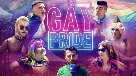 LA GAY PRIDE – Les Reportages de Vincent Lapierre