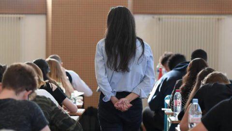 Le baccalauréat peut-il vraiment être perturbé par la grève de la surveillance ?