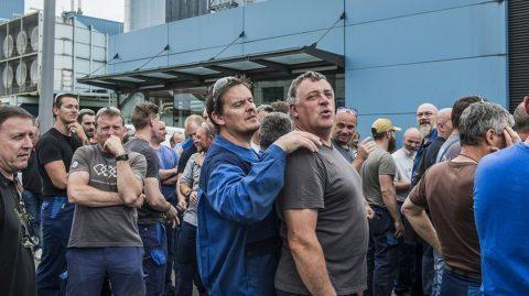 A Belfort, salariés de General Electric et habitants appelés à «entrer en résistance»