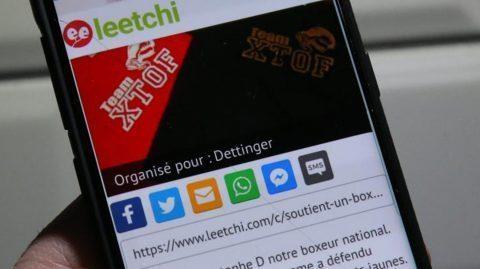 Blocage de la cagnotte destinée à Christophe Dettinger : 55 donateurs ont porté plainte