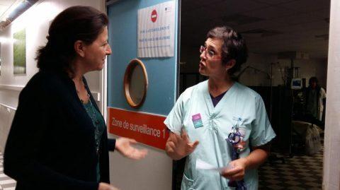 «Je fais tout pour sauver l'hôpital» Agnès Buzyn
