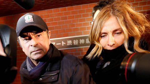 Carlos Ghosn. Sa femme lance un appel à Donald Trump