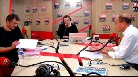 Affaire Chouard : il met un terme (momentanément ?) à son émission sur sud radio