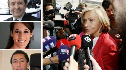 Départs en série chez LR après la démission de Valérie Pécresse