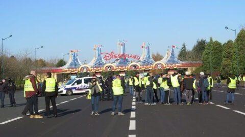 Disneyland Paris : opération parking gratuit avec les Gilets jaunes