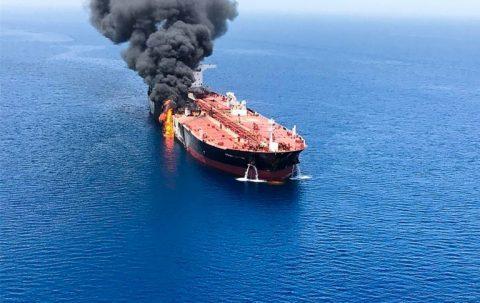 Attaques contre des pétroliers : l'Iran rejette toute implication