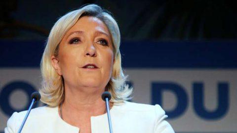 Mise en examen prochaine de Marine Le Pen pour avoir dévoilé un document judiciaire