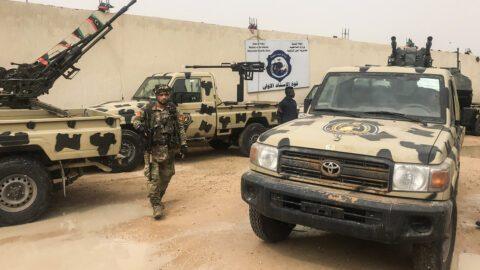 L'ÉCHIQUIER MONDIAL. Libye : la guerre de succession