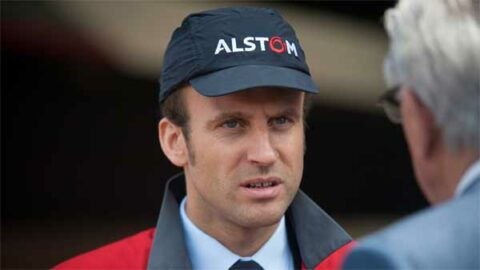 Le naufrage d'Alstom va-t-il entraîner Macron?