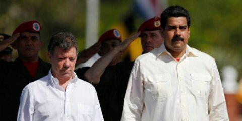 Maduro rouvre la frontière du Venezuela avec la Colombie
