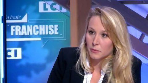 """Marion Maréchal plaide pour """"une grande coalition"""" entre le RN et une partie des Républicains"""