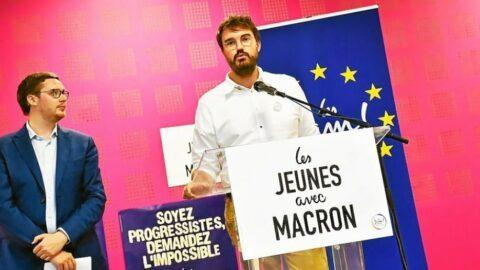 Martin Bohmert, tête des Jeunes avec Macron, quitte ses fonctions
