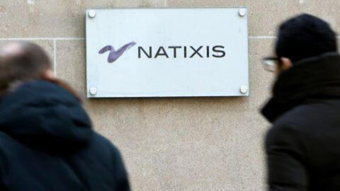 Natixis s'effondre en Bourse