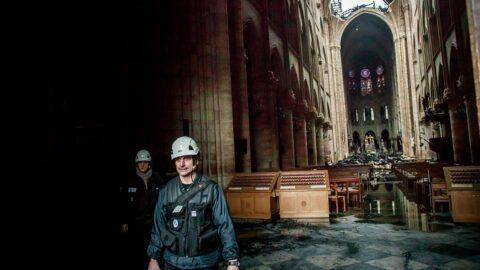 Voici quand se tiendra la première messe exceptionnelle à Notre-Dame depuis l'incendie