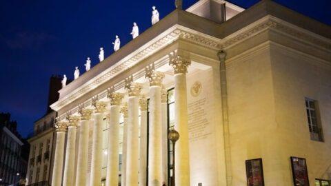Une opération du Raid à l'opéra de Nantes où le concert d'une chanteuse iranienne était prévu