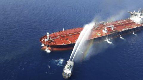 L'armateur du pétrolier japonais infirme la version US sur l'incident en mer d'Oman