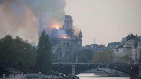Incendie de Notre-Dame : du plomb détecté dans le sang d'un enfant