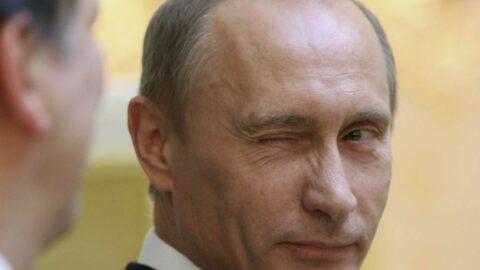 Poutine commente son absence à l'anniversaire du débarquement en France
