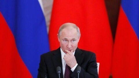Pourquoi Poutine est-il absent en Normandie ?