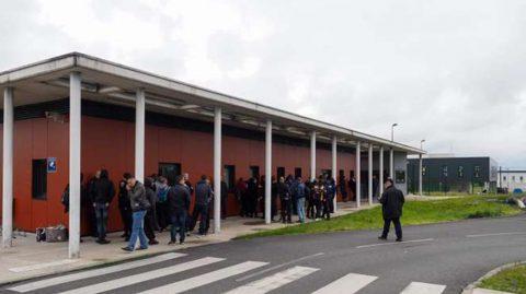 Condé-sur-Sarthe : les surveillants refusent de prendre leur service