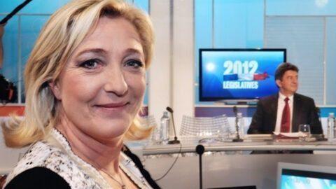 6 électeurs de Mélenchon sur 10 voteraient Le Pen contre Macron au second tour d'une présidentielle